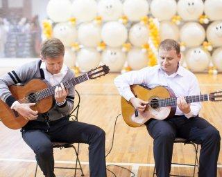 """Проект """"Дві гітари"""""""