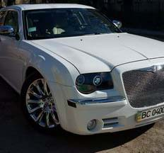 БЕЗ ПОСЕРЕДНИКІВ! Chrysler 300C Black & White