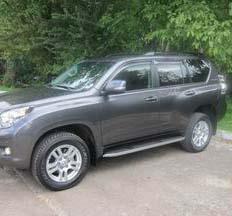 Toyota LP 150 (Prado)