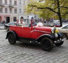 Ретроавто ГАЗ А 1932р.
