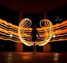 Вогняне шоу від F.E.W.Project