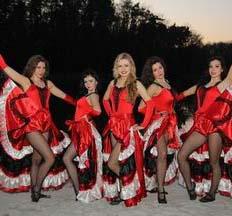 """Шоу-балет """"Las Chicas"""""""