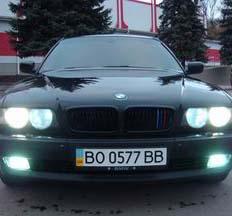 Весільний кортеж BMW 7