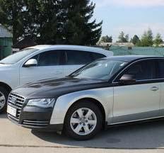 Audi Q7 / Audi A8 2013