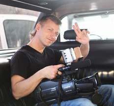 Відеооператор на весілля. Сергій.