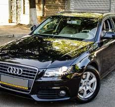 Audi - весільне авто, автокортеж