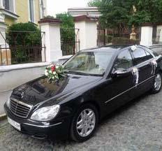 Авто на Весілля Mercedes-Benz S класс