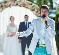 Ведучий Владислав Петренко