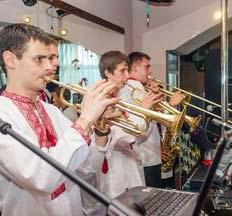 Музиканти на весілля Вінниця