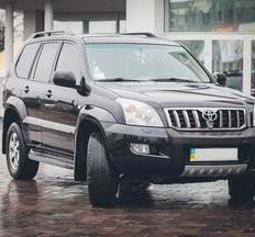 Руслан Toyota Land Cruiser Prado 2008р