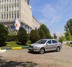 Весільний кортеж. Skoda Octavia A5