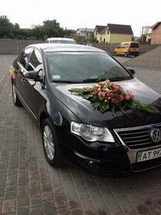 Прокат автомобіля VW B6