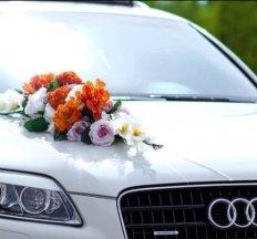 Весільний кортеж Audi Q7