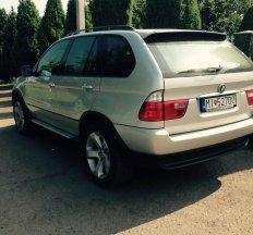 Mercedes E-class та BMW X5