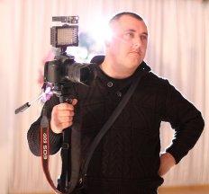 Відеооператор на Ваше свято.