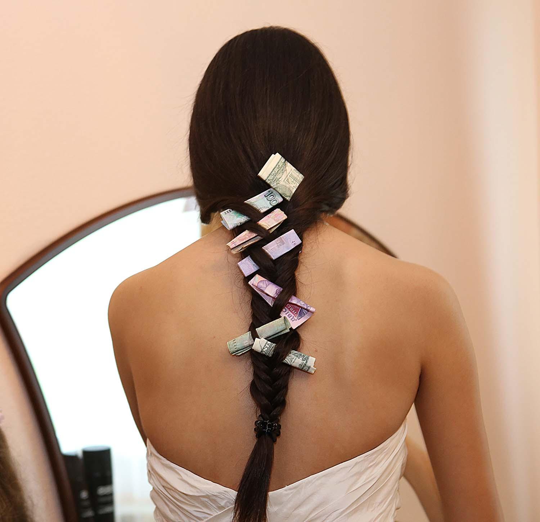 Розплітання коси. Весільні традиції