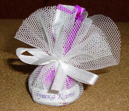 Бонбоньєрки. Подарунки гостям на весіллі. Цікаві ідеї та поради