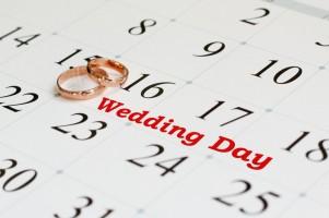 Скільки часу потрібно щоб організувати весілля ?