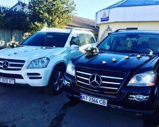 Весільний кортеж Mercedes GL