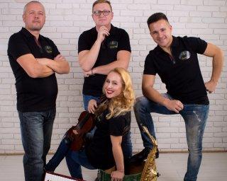 Музичний гурт Оксамит.if