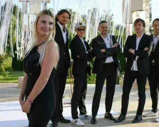 Кавер група Prime Band