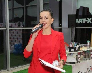 Ольга Уварова професійна ведуча