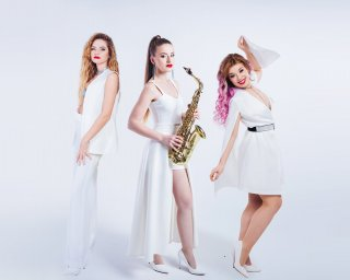 Гурт girls party band