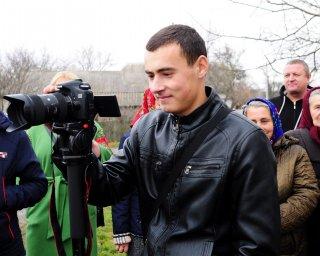 Відеооператор Іван Штурмак