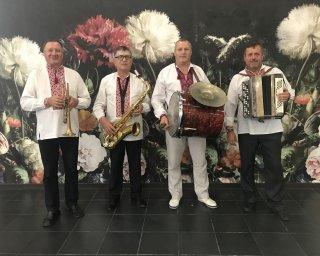 Музичний гурт Заграй