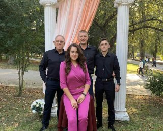 Кавер гурт GARMONIYA BEND