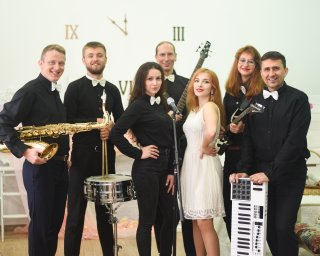 Like-cover-Band