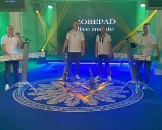 Музичний гурт Гурт Зорепад