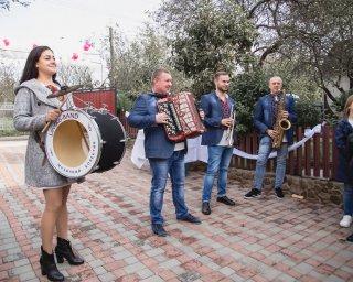 Музичний гурт Lev&Ko-BAND
