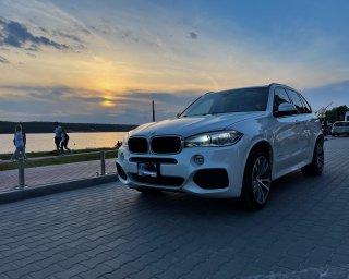 BMW X5 M на урочисті події