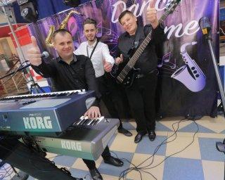 """Музиканти на весілля музичний гурт """"Dance Time"""""""