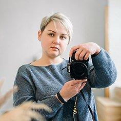 Професійний фотограф Олена Яремчук